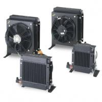 China Energy - Saving Hydraulic Oil Heat Exchanger SPAL Fan 12V - 24V For Farm Machinery wholesale