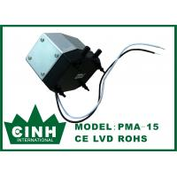 China Double Diaphragm Micro Air Pump For Air Bed , Low Noise Air Pumps 12V wholesale