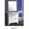 China 80 X48X85/cm PVC bathroom cabinet / bathroom vanity / with mirror for bathroom wholesale