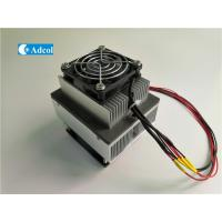 China 25W 12VDC Peltier Thermoelectric Cooler Air Conditioner TEC Module Cooling wholesale