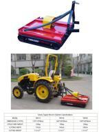 Quality Topper Mower /Slasher with CE Proof for sale