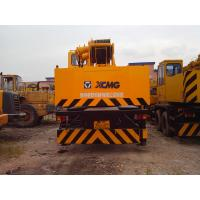 China Used XCMG 25T QY25E TRUCK CRANE FOR SALE CHINA wholesale