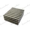"China Cylinder Permanent Neodymium Magnets 3/4dia x 3/8"" thick neodymium cube magnets wholesale"