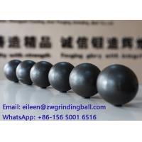 Quality SAG and AG Ball Mill Grinding Media Balls wholesale