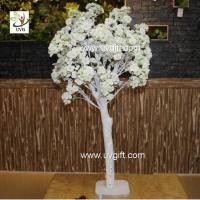 China UVG CHR122 Natural Wood Trunks Indoor Home Decorative Artificial Tree with Cherry Flower wholesale