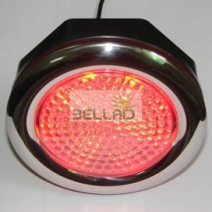 China Bulletproof PC plastic 12V RGB LED SPA Light / multi color led pool light wholesale
