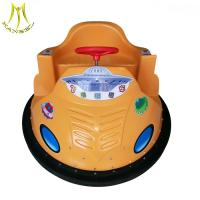 China Hansel amusement toys for kids and children games indoor with chinese bumper car wholesale