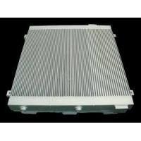 China Vacuum Brazed Aluminum Air Compressor Heat Exchanger Radiator , 2-40 bar wholesale