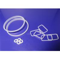 Buy cheap O Shaped Silicone Rubber Gasket Non Standard Weak Acid And Alkali Resistance from wholesalers