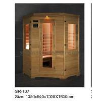 China Far Infrared Sauna (SR107) on sale
