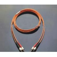 China FC-FC Flexible Accord With Bellcord GR-326 Experiment Optical Fiber Patch Cord wholesale
