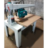 China MJ23 Hand Hold Radial arm circular saw machine for woodworking wholesale