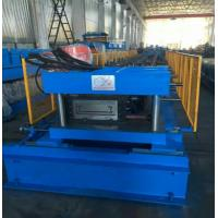 Quality Sheet Length 2000 - 6000mm Punching Press PLC Cable Tray Machine Gear Box Driven wholesale