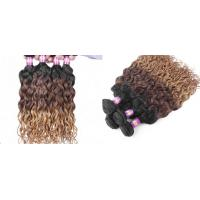 China Spring Curl Funmi Grade 7A Virgin Hair Two Tone 100g 14 Inch Length wholesale