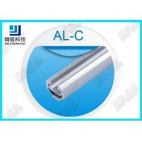 Quality Trundle card slot Aluminum Alloy Pipe Extruded Seamless Pipe  Anodizing  AL-C wholesale