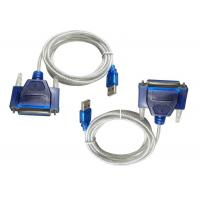 China High Speed Usb-DB25F USB To Parallel Converter Cable Low Power Consumption wholesale