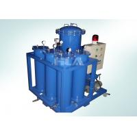 China Waste Lube Oil Purifier Hydraulic Oil Filtration Machine 12 Tons/day wholesale