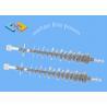 China 500kV 160kN Composite Polymer Insulator , EHV Transmission Line Insulators FXBW-500/160 wholesale