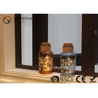 China Clear Glass Jar Mason Jar Mini Lights For Home Decoration WB-016 wholesale
