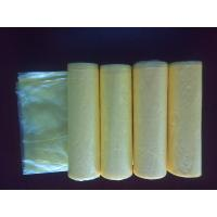 China HDPE 30 Liter Colored Garbage Bags ,Plastic High Density Trash Bags 450 * 500mm wholesale