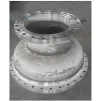 China Heat Exchanger and Condenser Head Covers Assembled with Flanges Dished Head wholesale