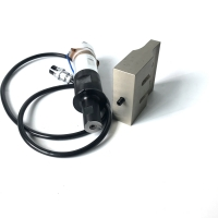 2000W/20kHz Ultrasonic Welding Transducer for Earloop Face Automatic Welding Machine