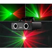 China 200mW Double red and green laser /led stage effect lights/hottest products in ktv bar room on sale