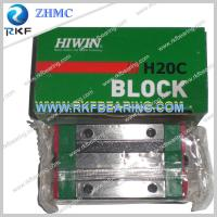China HGH20CA Taiwan HIWIN Linear Ball Guideway For Heavy Load Machines wholesale
