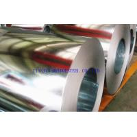 China SGCC / DX51D+Z Hot Dipped Galvanized Steel Coil , Width 600mm - 1250mm on sale