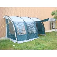 Quality Waterproof large Caravan Porch Awnings for motorhomes , stainless pole for sale