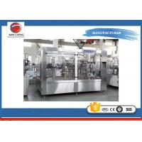 China Full Automatic 3 In 1 Carbonated Drinks Filling Machine 5.6kw 3000 X 2000 X 2200mm wholesale