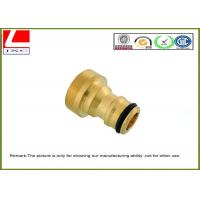 China High Speed Machining brass machined parts wholesale
