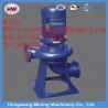 China LW vertical sewage pump wholesale