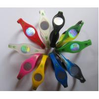 China Sell hot m-onster useful powerbracelet healthy balanced wrist band anion designer silicone wholesale