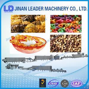 China Breakfast Cereals Machine wholesale