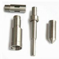 Buy cheap Building Facilities Precision Turned Parts Stainless Steel With 0.002mm Tolerance from wholesalers