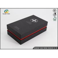 China Luxury Rigid Paper Packaging Cardboard Gift Boxes CMYK Full Color Offset Printing wholesale