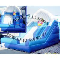 China Backyard Water Inflatable Slide wholesale