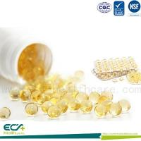China 1000 IU Vitamin E Oil Supplement , Natural Nutrition Supplements Positive Identification wholesale