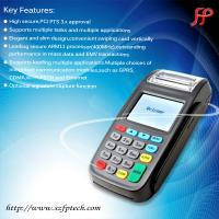 Quality 1D/2D Barcode Linux touch POS Machine,RFID cheap POS system qr code pos terminal for sale
