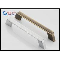 China Brushed Antique Kitchen Cabinet Handles And Knobs Door Handles Anti Bronze Finished wholesale
