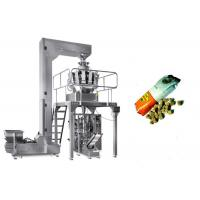 China Brown Sugar Packaging Machine With Multi Heads Weigher Packing Stainless Steel wholesale