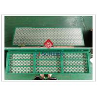 China SWACO MONGOOSE Sand Dewatering Screen High Utilization Rate 585 X 1165 Mm Size wholesale