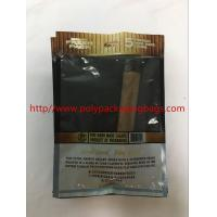 China Large Capacity Cigar Humidor Bags , SGS Passed Cigar Pouch Bag For Moisture wholesale