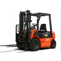 China 2 Tons Rated Capacity Diesel Forklift Truck Lifted Diesel Trucks With Excellent Manoeuvrability wholesale