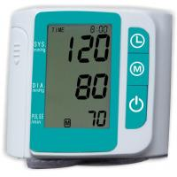 China Wrist type Blood pressure monitor with CE0197 and 2years warranty guarantee on sale