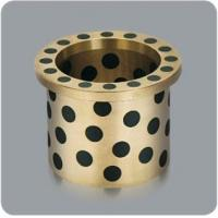 China CHB-JDBB Oilless Flange bronze Bushing wholesale