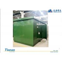 China Outdoor Compact Power Supply / Transmission Substation 30 - 800 Rated Capacity wholesale