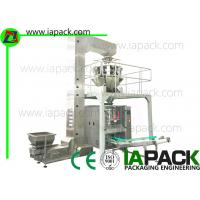 Buy cheap Vertical Packaging Machine with 10 head dimpled multi-head weigher from wholesalers