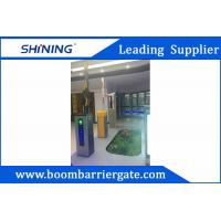 Quality 3-6m Boom Barrier Gate / Parking Lot Swing GatesWith IC Card Read System wholesale